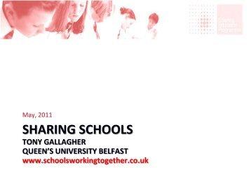SHARING SCHOOLS