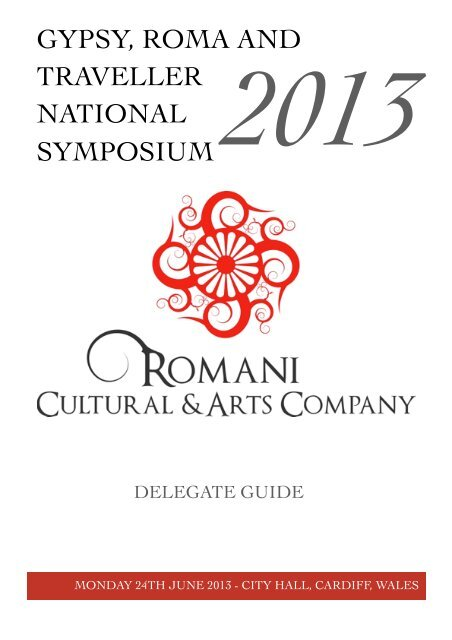 GYPSY, ROMA & TRAVELLER HISTORY MONTH - Romani Cultural