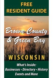 Brown County & Green Bay