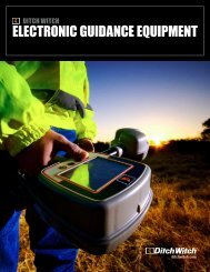 ELECTRONIC GUIDANCE EQUIPMENT