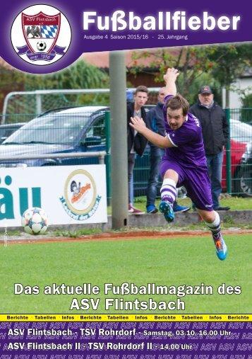 Fußballfieber - Ausgabe 4