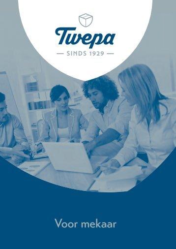 brochure voor digitale verspreiding