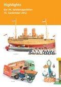 Highlights der 54. Spielzeugauktion 15. September ... - Antico Mondo - Seite 2