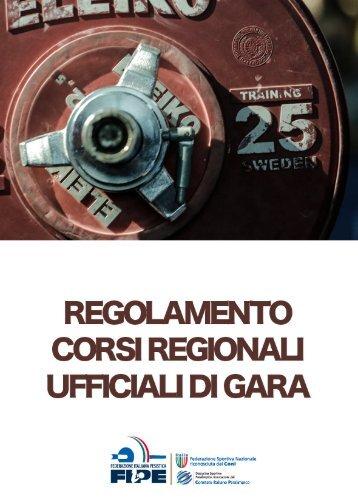Untitled - Federazione Italiana Pesistica