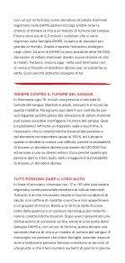 Informationen über die DKMS (italienisch) - Page 2