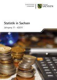 Landwirtschaftszählung 2010 Teil 1 - Statistik - Freistaat Sachsen