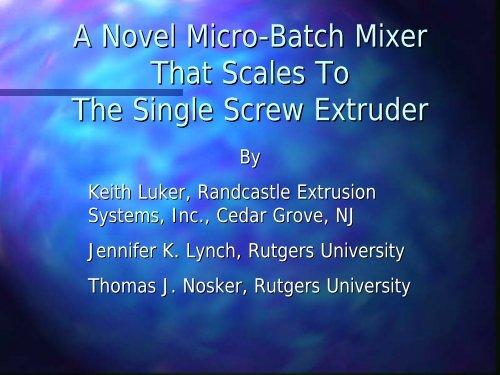 Micro-Batch