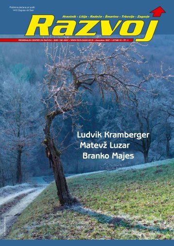 Ludvik Kramberger Matevž Luzar Branko Majes