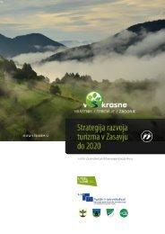 ii Strategija razvoja turizma v Zasavju do 2020