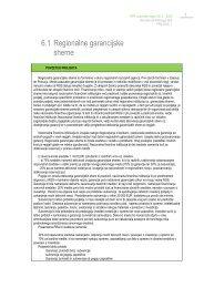 6.1 Regionalne garancijske sheme