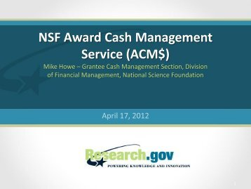 Service (ACM$)