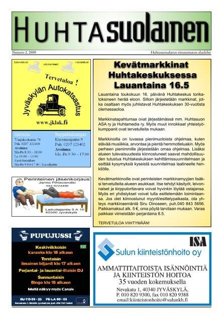 Numero 2 (7) huhtikuu 2009