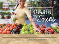 DELHAIZE AMERICA + T ROWE PRICE BETTER TOGETHER
