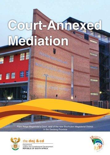 Court-Annexed Mediation