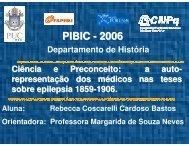 PIBIC - 2006