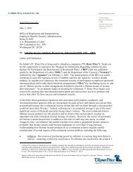 Filed Electronically May 3, 2010 Office of Regulations and ...