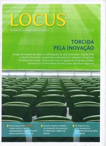 Revista Locus - Abvcap