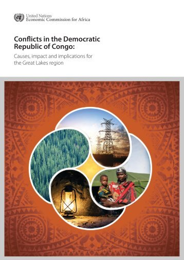Conflicts in the Democratic Republic of Congo