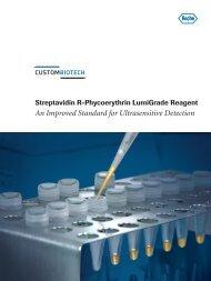 An Improved Standard for Ultrasensitive Detection