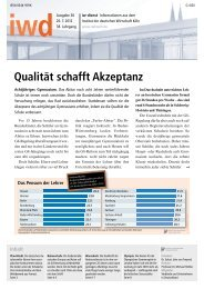 1kg - Institut der deutschen Wirtschaft