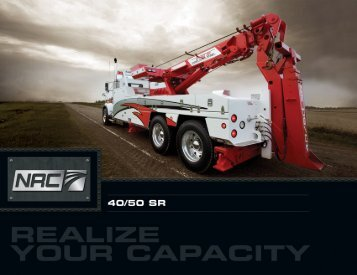 Download the NRC Sliding Body 40-50SR (PDF) - PM Industries