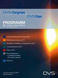 Wir liefern Fortschritt: unsere innovativen und patentierten - DVS