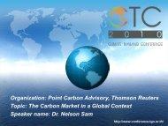 Organization - TGO Conference