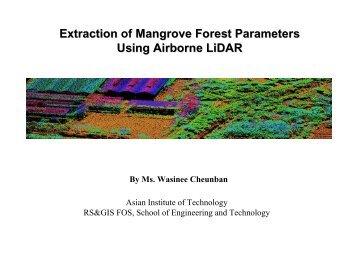 Using Airborne LiDAR