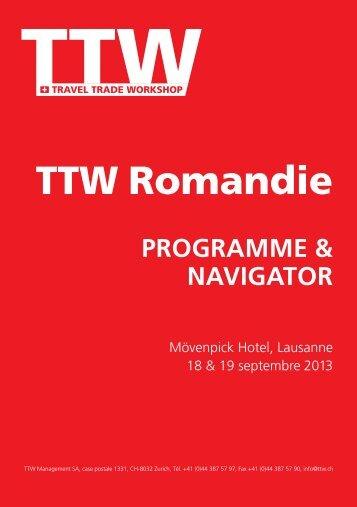 TTW Romandie