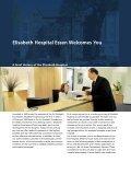 Elisabeth Hospital Essen Welcomes You - Page 2