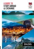 A GUIDE TO STUDY ABROAD & EXCHANGE - Page 2