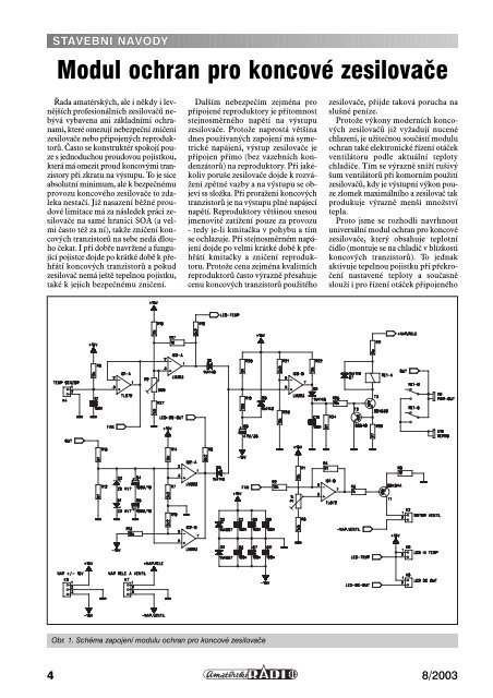 jak připojíte kondenzátor k zesilovači