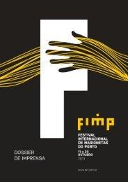 FIMP 2013 / www.fim.com.pt 1