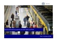 Desenvolvimento do sistema de metro ligeiro do Porto