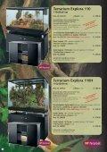 Terrarien und Zubehör aus dem Sortiment 2009 - Page 4