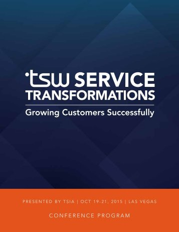 Growing Customers Successfully