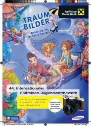 44 Internationaler Raiffeisen-Jugendwettbewerb