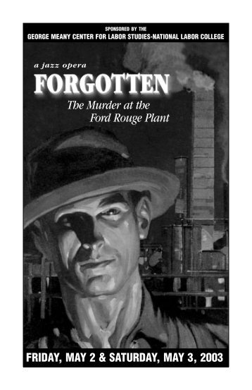The Murder at the Ford Rouge Plant