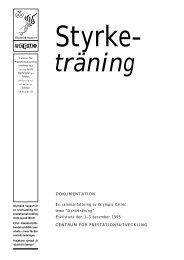 Styrke-