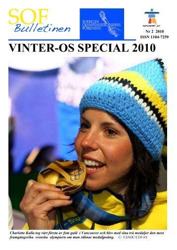 VINTER-OS SPECIAL 2010