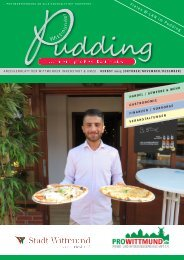Pudding Herbst/Winter 2015