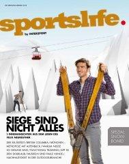 sportslife Oktober - November 2015