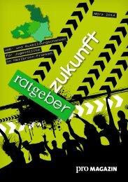 Ratgeber Zukunft (Frühling 2014)
