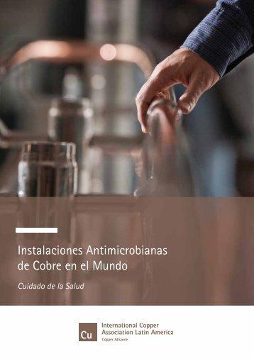 Instalaciones Antimicrobianas de Cobre en el Mundo