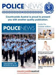 Police News Published By Countrywide Austral