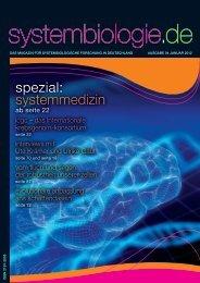 escherichia coli - Systembiologie