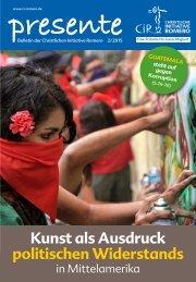 Kunst als Ausruck politischen Widerstands in Mittelamerika