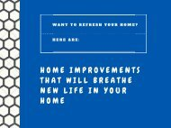 home impr.breathe life - with link