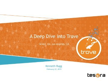 A Deep Dive into Trove