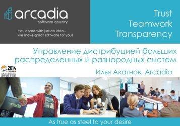 Teamwork Transparency